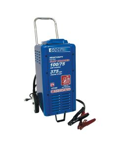 Heavy Duty Commercial 6-12 Volt Battery Charger
