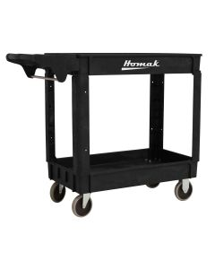 Homak Mfg. Poly Cart 30 in. X 16 in. High Impact