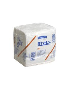 WypAll L40 Wipers White Case of 18