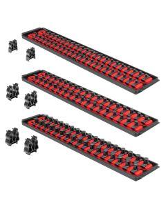 Socket Boss Combo Pack, Red