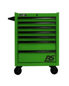 Homak Mfg. 27 in. RS PRO 7-Drawer Roller Cabinet with 24 in. Depth