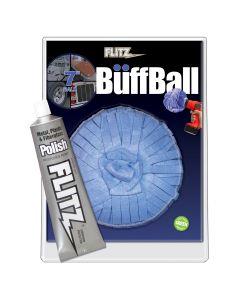 7 Inch X-Large Buff Ball with Free Flitz Polish 1.