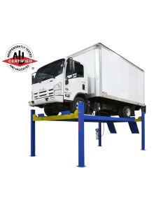 Atlas Platinum 14,000 lb. Capactiy ALI Cert 4-Post Lift (Prepaid Freight)