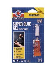 Super Glue Gel, 2 Gram Tube Carded