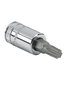 3/8 in. Drive Torx Tamper-Proof Bit Socket - T-40