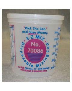 2-1/2 Quart Disposable Cups