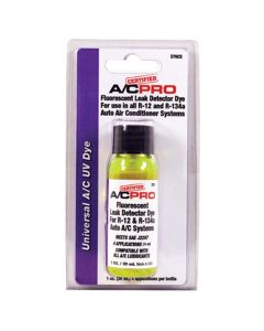 A and C Universal Dye - 1 ounce Bottle and clamshell