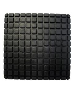 """Lift Pads For Bend Pack Square Slip-On Rubber Pad (5 1/2"""" x 5 1/2"""" x 1"""")"""