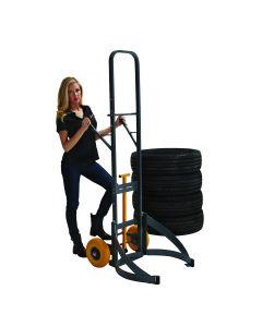 Smart Tire Cart