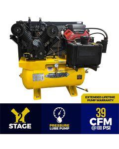 Stationary Gasoline Air Compressor