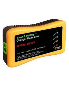 Save A Battery Charger and Maintainer, 36 Volt, with Auto-Pulse, Extends Battery Life