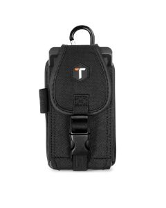 RUGGED SMARTPHONE CASE w/6 point security BLACK