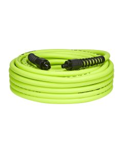 "Flexzilla Pro Air Hose, 3/8"" x 50', 1/4"" MNPT Fittings"