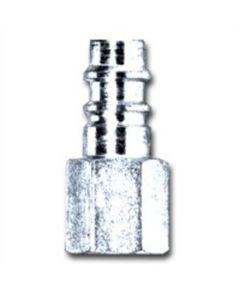 """1/4"""" Hi-Flo Steel Plug"""