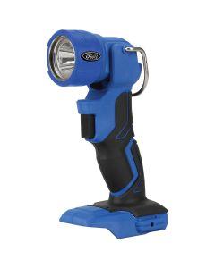 18 Volt 75-150 Lumens Flashlight, 3 Wa
