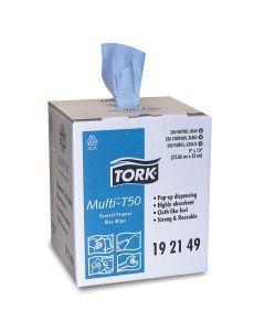 TORK MULTI T 50 CENTER PULL BLUE
