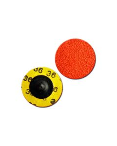 Cloth Quick-Change Disc 2In. 36 Grit
