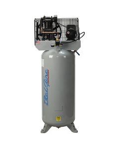 5hp 60 gallon 2 stage compressor 230V 1 phase