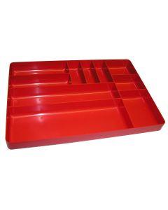 VIM Tools 10-Compartment Plastic Tray Organizer, 11 in. x 16 in.
