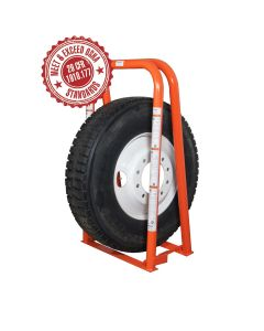 2 BAR WIDE-BASE PORTABLE TIRE INFLATION CAGE