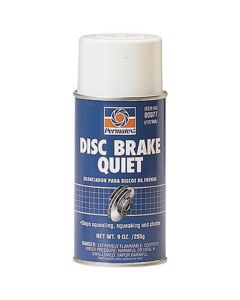 Disc Brake Quiet, 12 ounce Aerosol Can, Case of 12 Cans
