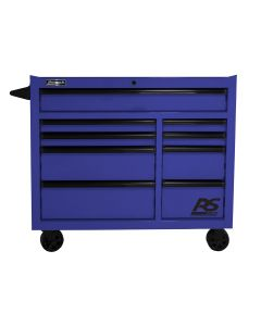 Homak Mfg. 41 in. RS PRO 9-Drawer Roller Cabinet with 24 in. Depth