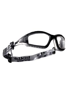 Safety Glasses Tracker Foam Lined ASAF Clear Lens