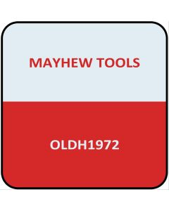 Mayhew Old Forge Cold Chisel 6 in. .498