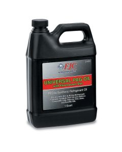 PAG Oil with Fluorescent Leak Detection Dye (Quart)