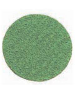 "2"" Green Zirconia Abrasive Disc - 50 Grit (50/Box)"