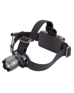 Rechargeable Focusing Head Lamp, 380 Lumen