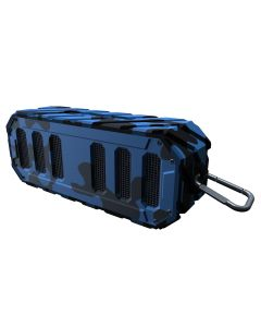 Rugged Rocker Water-Proof BT Speaker - Navy Camo