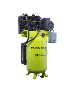 Air Compressor 10HP, 80 GAL, 3 PH, 575V, Vertical