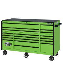 TPL Bank Roller Green, Black-Drawer