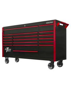 TPL Bank Roller Black, Red-Drawer