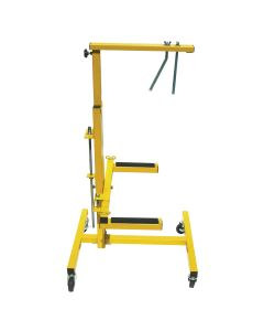 Heavy Duty Door Lift Operated by Air Ratchet