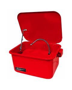 Homak Mfg. Lightweight Benchtop Parts Washer, 3-1/2 Gallon