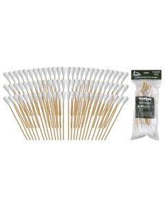 """.50 Caliber 8"""" Bamboo Handle 75 pcs RamRodz"""