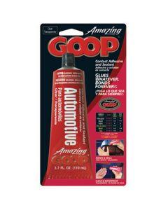 Amazing Goop Adhesive, Automotive Use, Self Leveling, 3.7 oz Tube, Carded