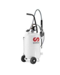 Portable Air Pressurized Unit with Electric Metered Fluid Control Handle and 6-1/2 Gallon Tank