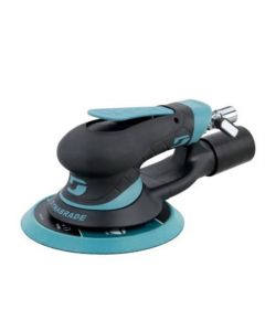 Dynabrade X61VHS 6 in. Diameter Central-Vacuum Dynorbital Extreme Random Orbital Sander w/ Speed Regulator