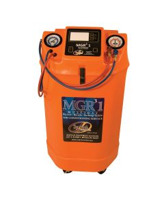 Multi-Refrigerant Recover, Recycle, and Recharge System