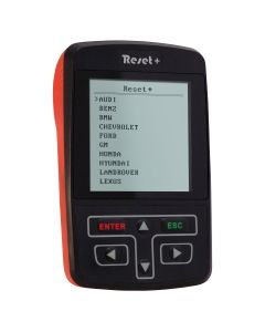 RESET + Oil and Service Maintenance Reset Tool