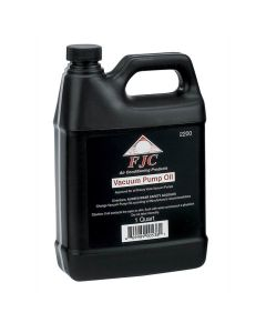 FJC Vacuum Pump Oil, Quart