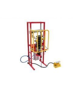 Air Operated Strut Spring Compressor