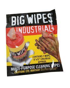 Big Wipes Heavy Duty Single Samples