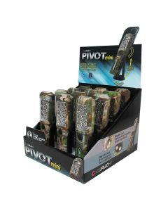 12-Piece Pivot Mini Camo Dislay Box