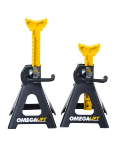 Double Locking 3 Ton Ratchet Style Jack Stands