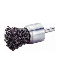 """Crimp Type Brush, 1"""" Diameter, Coarse"""