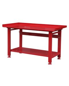 Titan Professional Red Workbench w/ 1,200 lb. Capacity